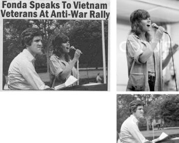 Forged photo: John Kerry and Jane Fonda