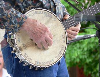 Pete Seeger's Banjo