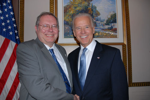 Joe Biden and Me